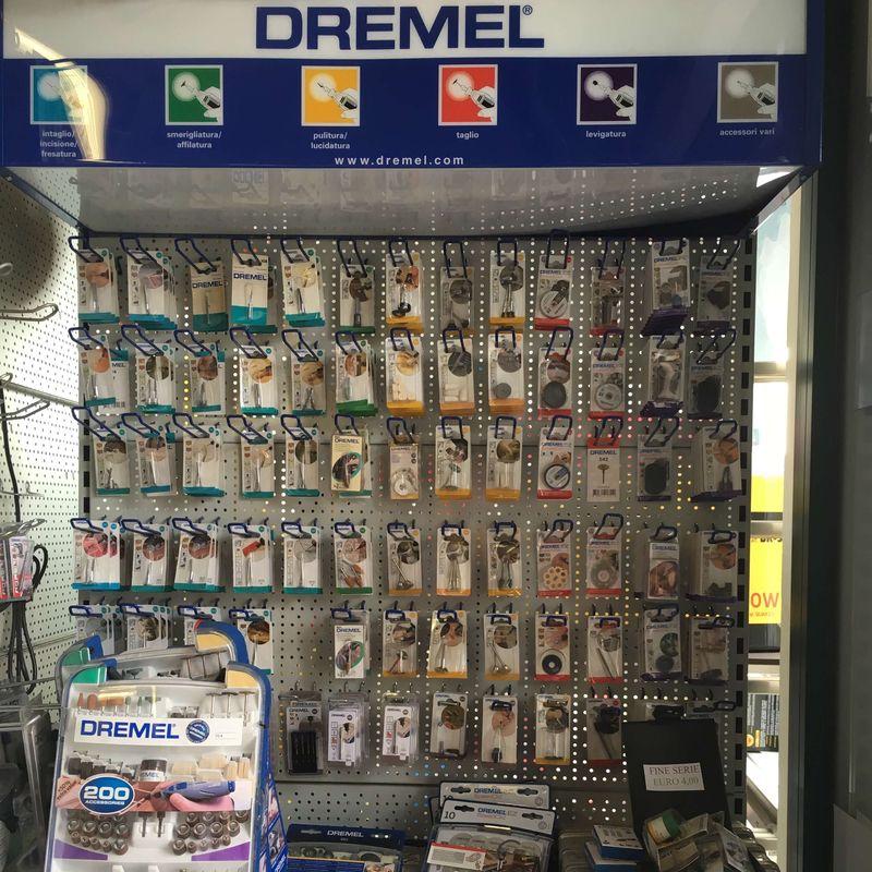 Accessori </br>Dremel